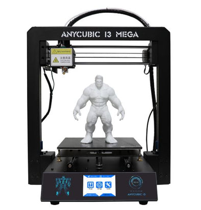 Anycubic I3 Mega Metal 3D Printer With LCD Touch Screen