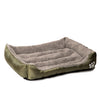 Dog Bed Warming Dog House Soft Material Nest