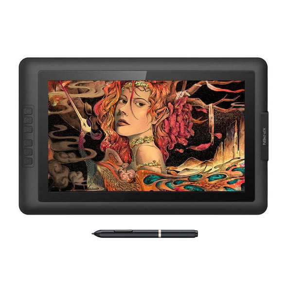 "XP-Pen Artist 15.6"" Digital Drawing Tablet Pen Display With Screen"
