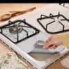 4 Pcs Glass Fiber Gas Stove Protector