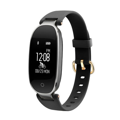 Bluetooth Waterproof Women Android iOS Smart Watch