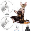 Portable Rechargeable Electric Pet Dog Care Nail Trimmer