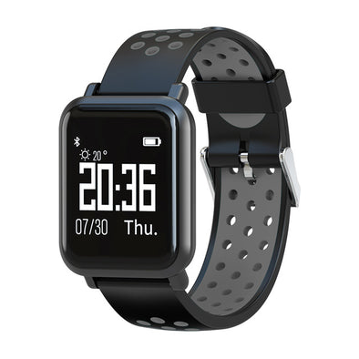 OLED Screen Gorilla Glass Waterproof Activity Tracker Smart Watch