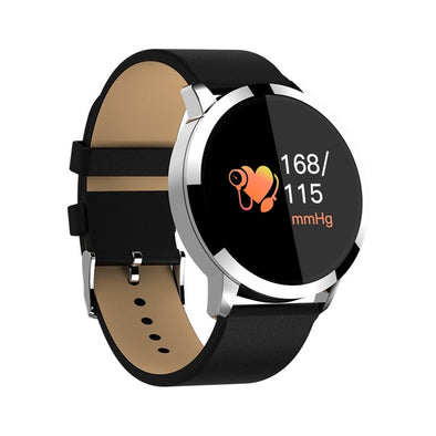 Unisex Waterproof Fitness Tracker Smart Watch