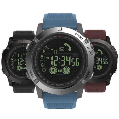 Waterproof Track All Long Standby Smart Watch