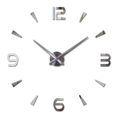 Modern Large Living Room Home Decoration Wall CLock