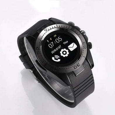 Bluetooth Android iOS Men Smart Watch