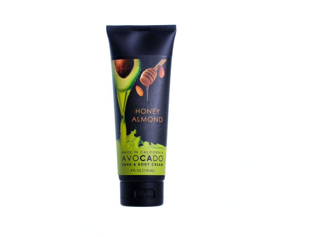 Honey Almond Avocado Oil Lotion