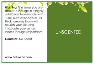 Unscented Soap SHIPS FIRST WEEK OF JUNE