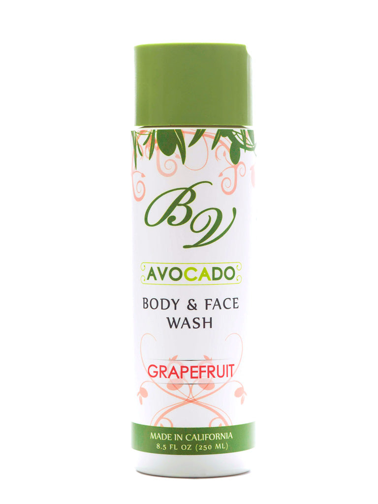 Grapefruit Body and Face Wash