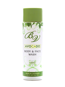 Mint Body and Face Wash