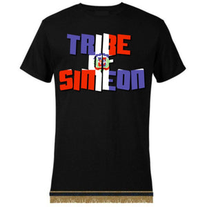Israelite Tribe Of Simeon Short-Sleeve T-Shirt With Fringes