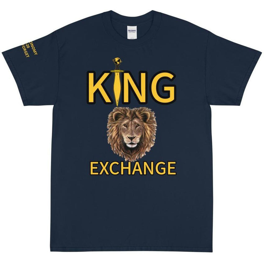 "King Exchange ""The Gold Trade"" Short Sleeve T-Shirt"
