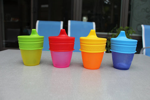 Silicone Sippy Cup Lids - MrLifeHack