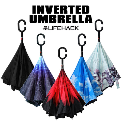 Inverted Umbrella - MrLifeHack