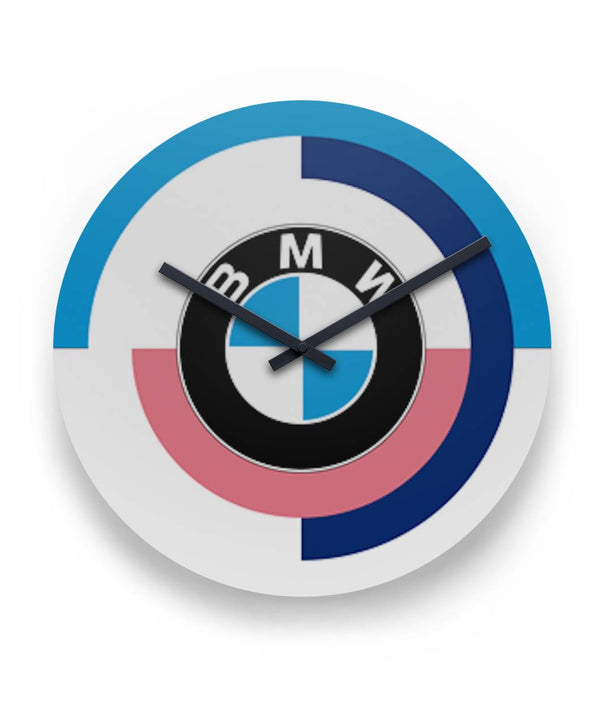 BMW 70s Roundel Clock, , E46 BMW Nation, E46 BMW NATION, E46 BMW Nation, bmw m3, e46 bmw, bmw parts, e46 nation, bimmer, bmw accessories, m3 car parts, fast bmws, bmw apparel, bmw blog, e46 fanatics, bimmerworld, bmw e46 m3, bimmer post, bimmer forums, e46 performance parts, e46 exterior parts, e46 interior parts, e46 apparel, e46 sale, 2019 bmw x3