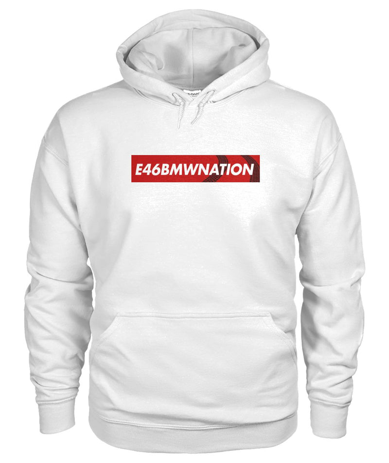 E46 BMW NATION Hoodie, , E46 BMW NATION, E46 BMW NATION, E46 BMW Nation, bmw m3, e46 bmw, bmw parts, e46 nation, bimmer, bmw accessories, m3 car parts, fast bmws, bmw apparel, bmw blog, e46 fanatics, bimmerworld, bmw e46 m3, bimmer post, bimmer forums, e46 performance parts, e46 exterior parts, e46 interior parts, e46 apparel, e46 sale, 2019 bmw x3