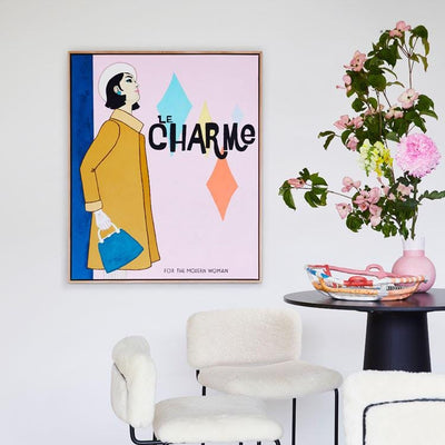 Le Charme - Limited Edition Print