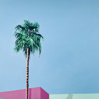 Palm Verde - Limited Edition Print