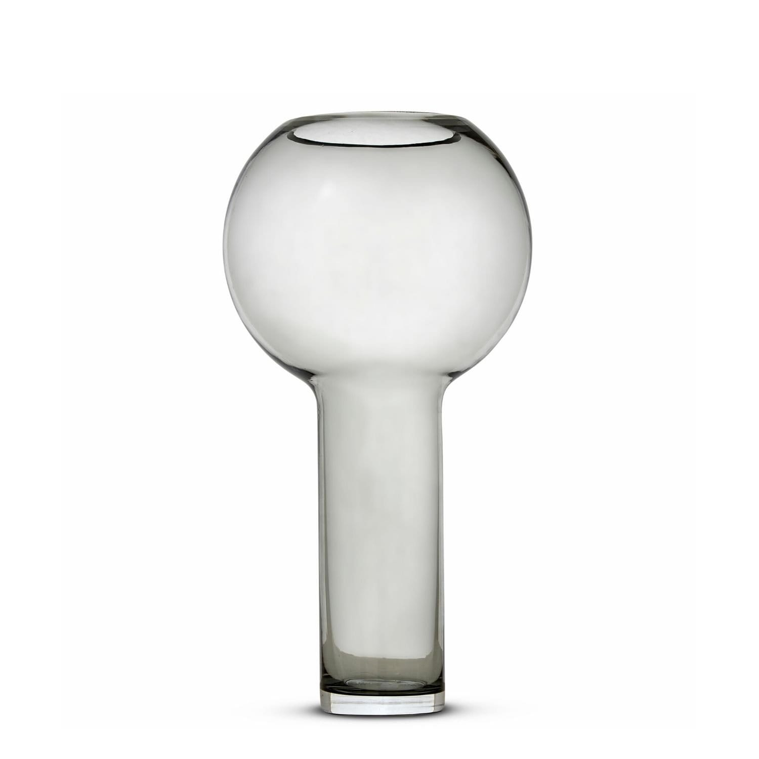 Balloon Vase Storm Grey (L)