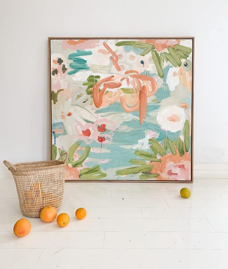 Mer Feuillage - Limited Edition Print by Bibi Ana + Co | Shop Prints | Greenhouse Interiors