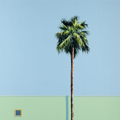 One Palm Drive - Limited Edition Print