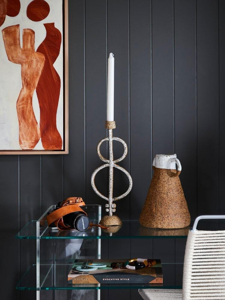 Ceramic Candlesticks