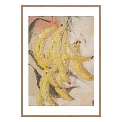 A Little Banana Bunch - Limited Edition Print