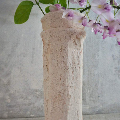 The Salty Sea Air Collection - Column Vase