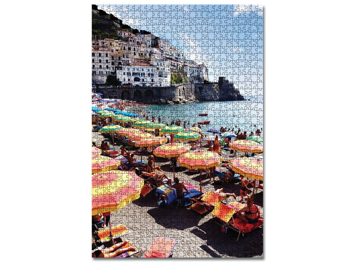 1000 Piece Puzzle - Amalfi Neapolitan-Puzzles-Journey of Something-Greenhouse Interiors