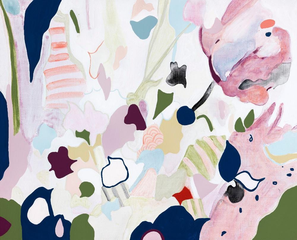 Ash Pink 2 - Limited Edition Print-Prints-Beth Kennedy-Greenhouse Interiors