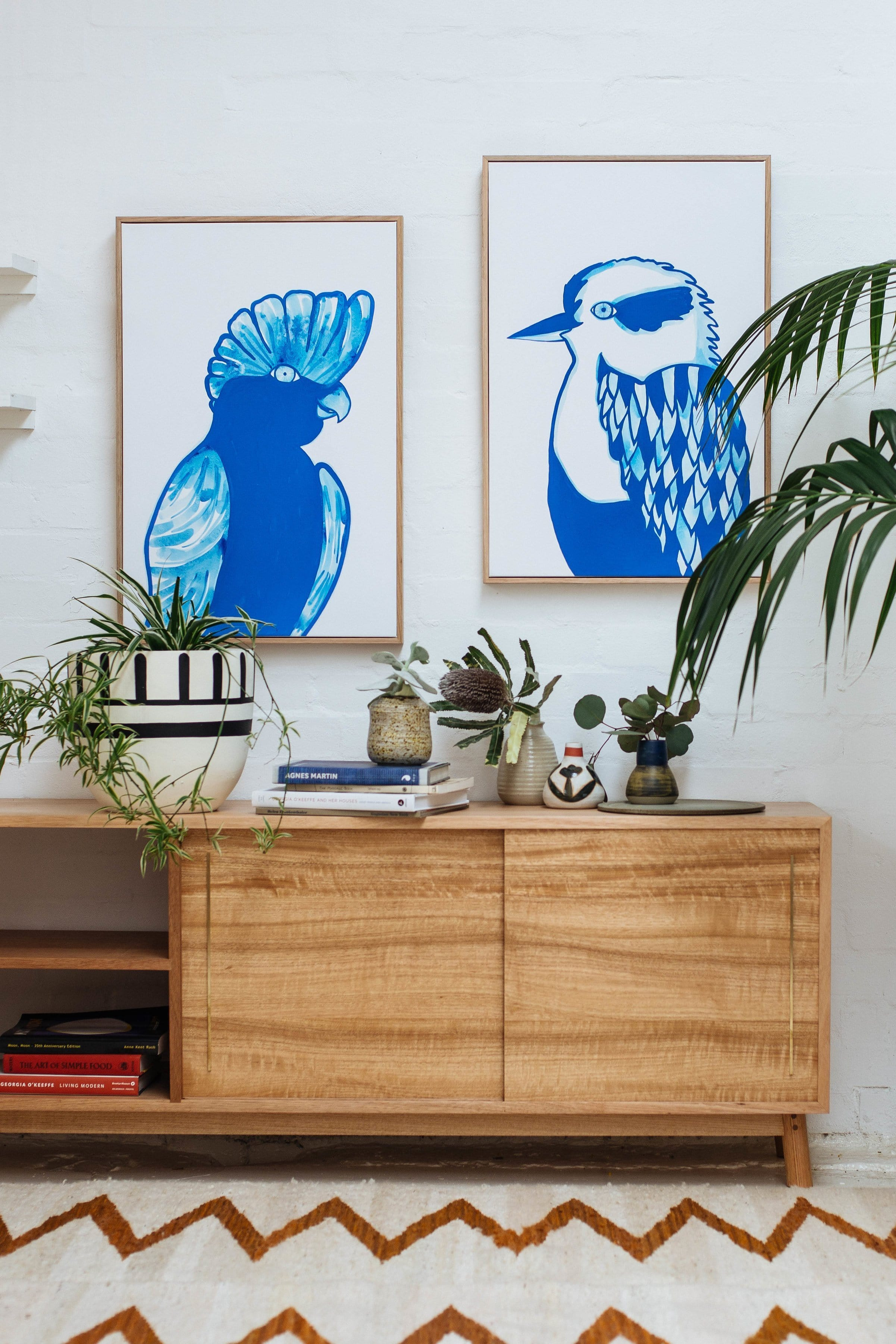 Kookaburra - Print by Madeleine Stamer | Shop Prints | Greenhouse Interiors