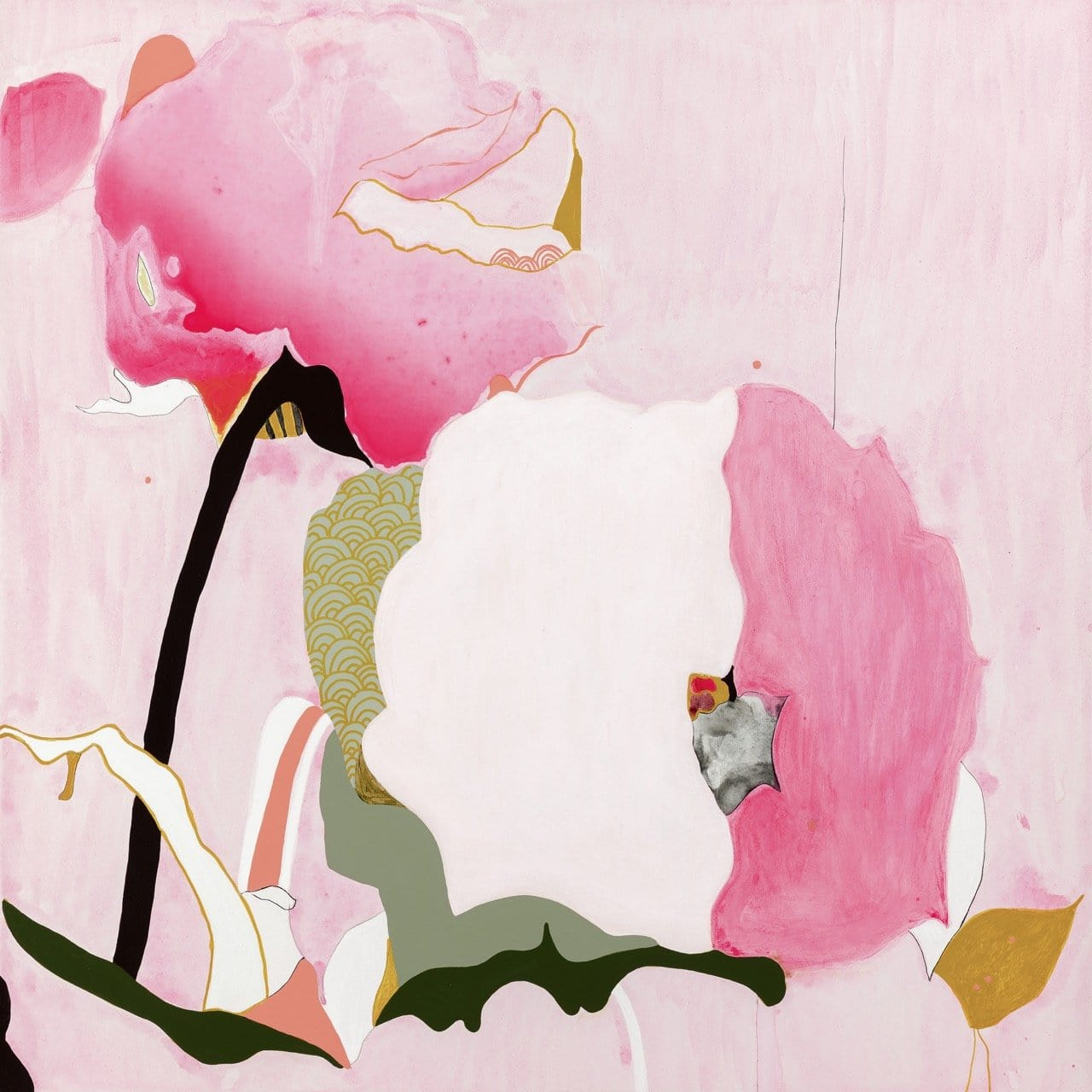 Pink Rose - Limited Edition Print by Beth Kennedy | Shop Prints | Greenhouse Interiors