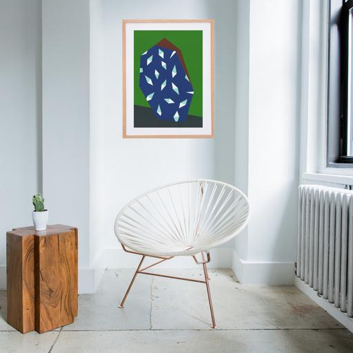 Bold Elements by Formantics | Shop Prints | Greenhouse Interiors