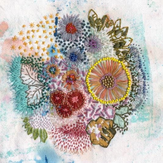 Starburst by Fleur Woods | Shop Prints | Greenhouse Interiors