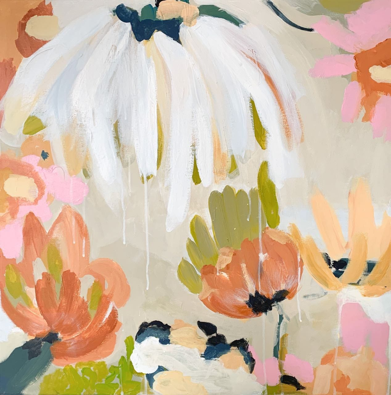 Floweret II - Limited Edition Print-Prints-Bibi Ana + Co-Greenhouse Interiors