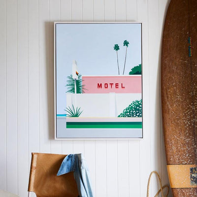 Motel - Limited Edition Print