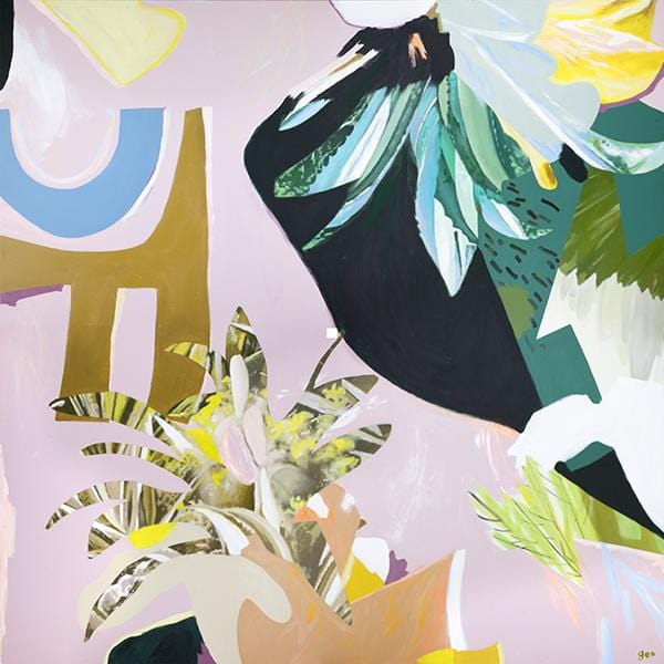 Jungle Boogie - Limited Edition Print-Prints-Georgie Wilson-Greenhouse Interiors