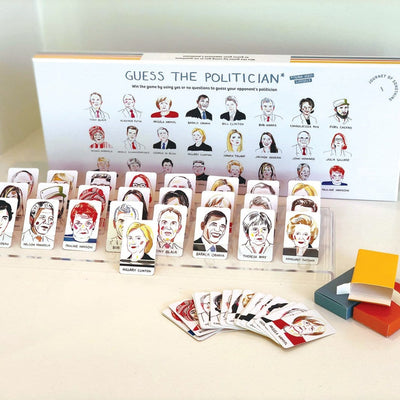 Guess The Politician - Board Game