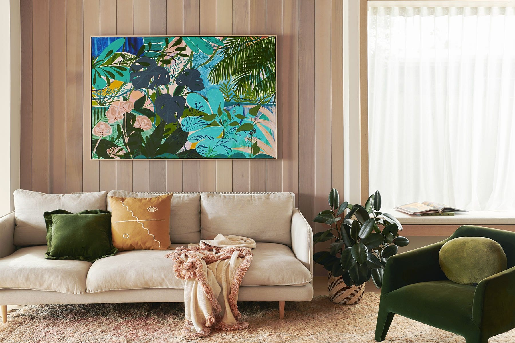Crave The Brave - Print-Prints-Kate Mayes-Greenhouse Interiors
