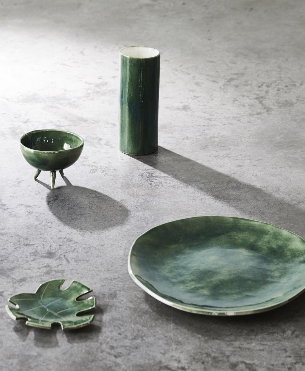 Rathdown Platter by Kaz Ceramics | Shop Ceramics | Greenhouse Interiors