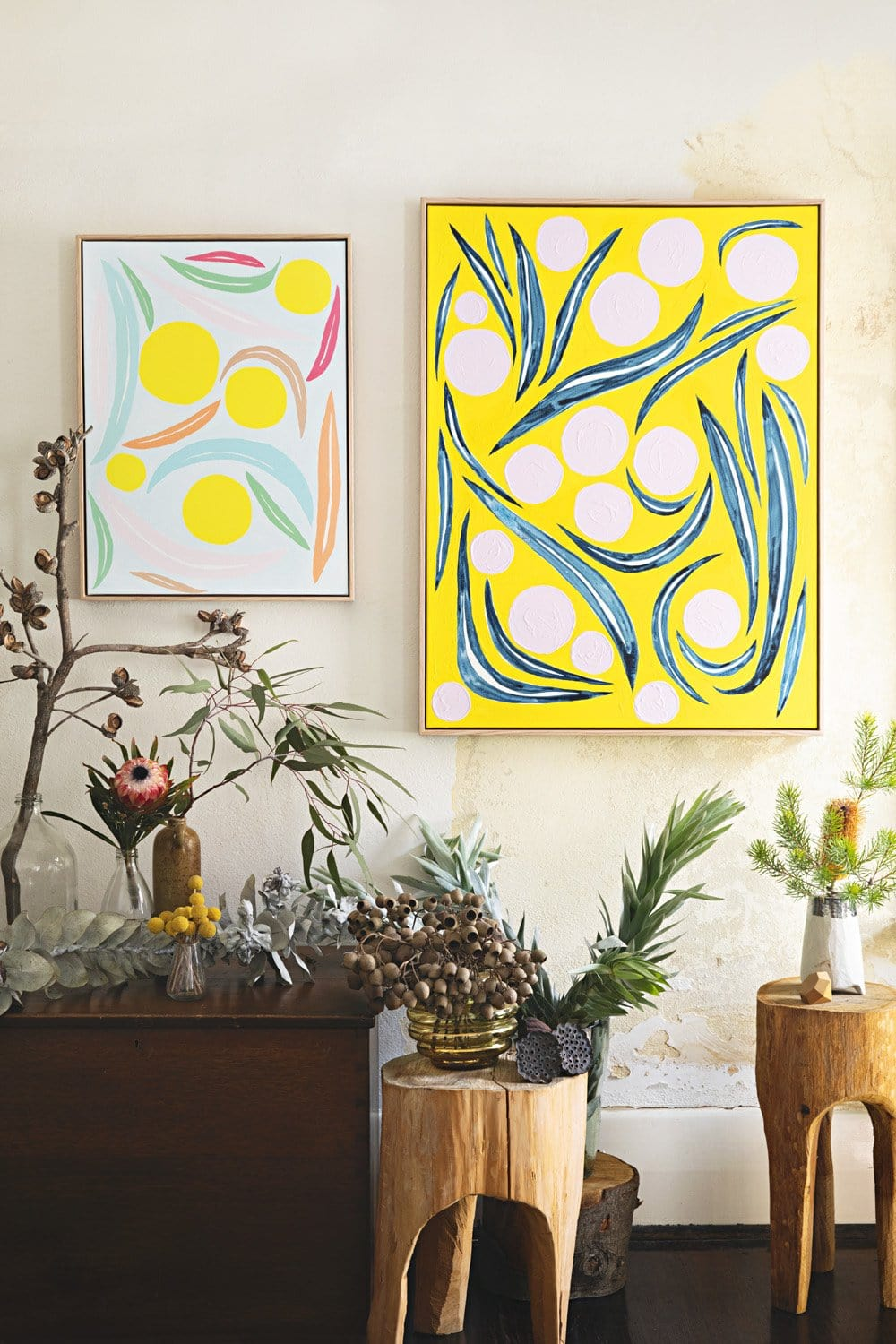 ACACIA (PART I) - Print by Madeleine Stamer | Shop Prints | Greenhouse Interiors
