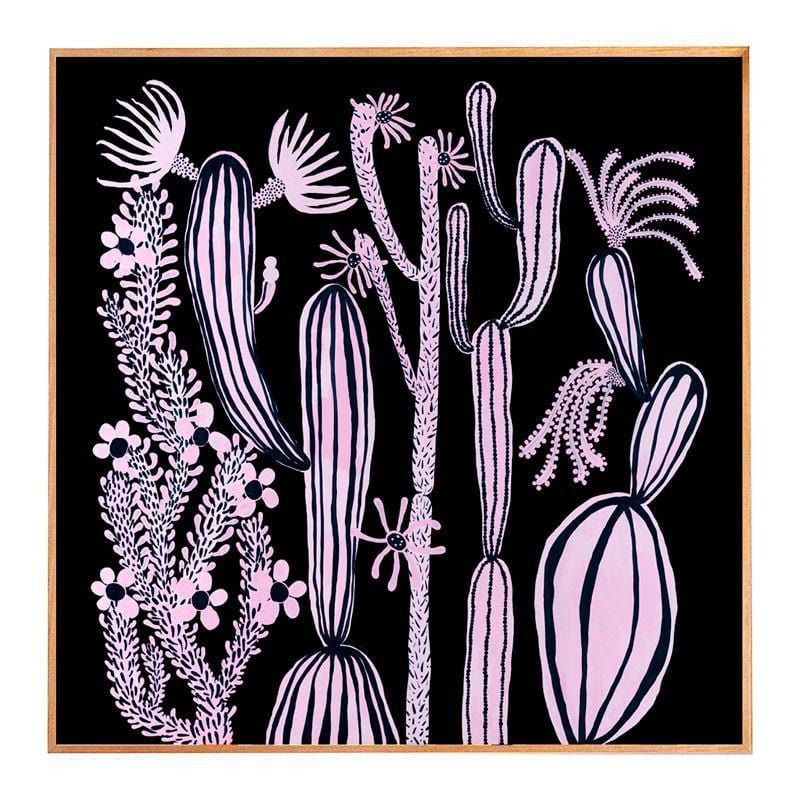 Pink Cacti - Print by Madeleine Stamer | Shop Prints | Greenhouse Interiors