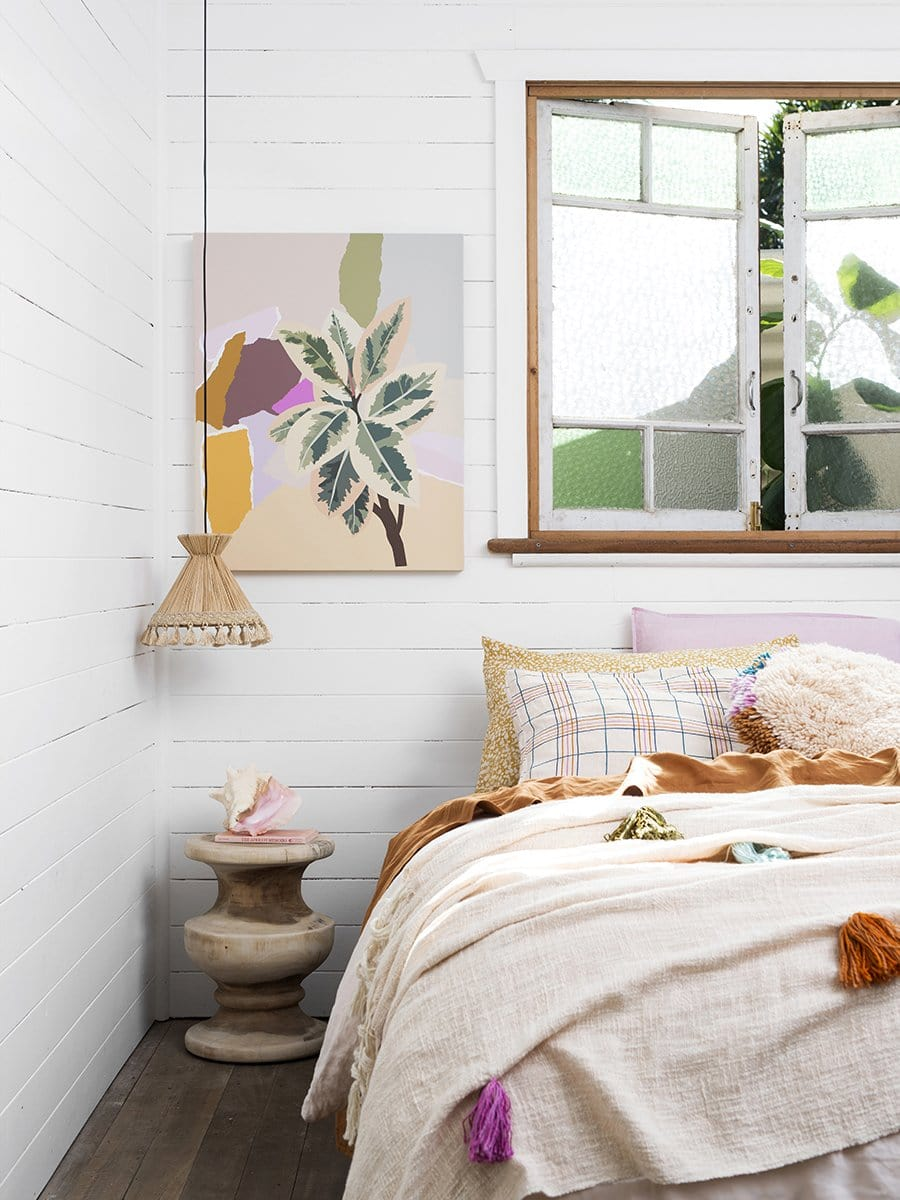 Morning Light - Print by leah bartholomew | Shop Prints | Greenhouse Interiors