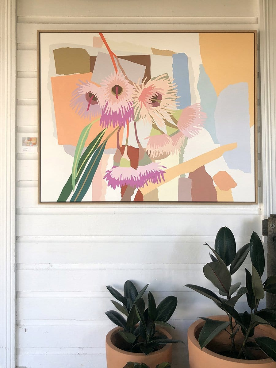 A New Warmth - Print-Prints-Leah Bartholomew-Greenhouse Interiors