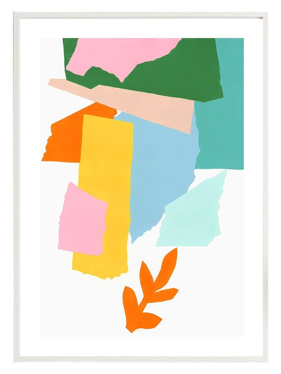 leah bartholomew Paper Play - Print Limited Edition Prints