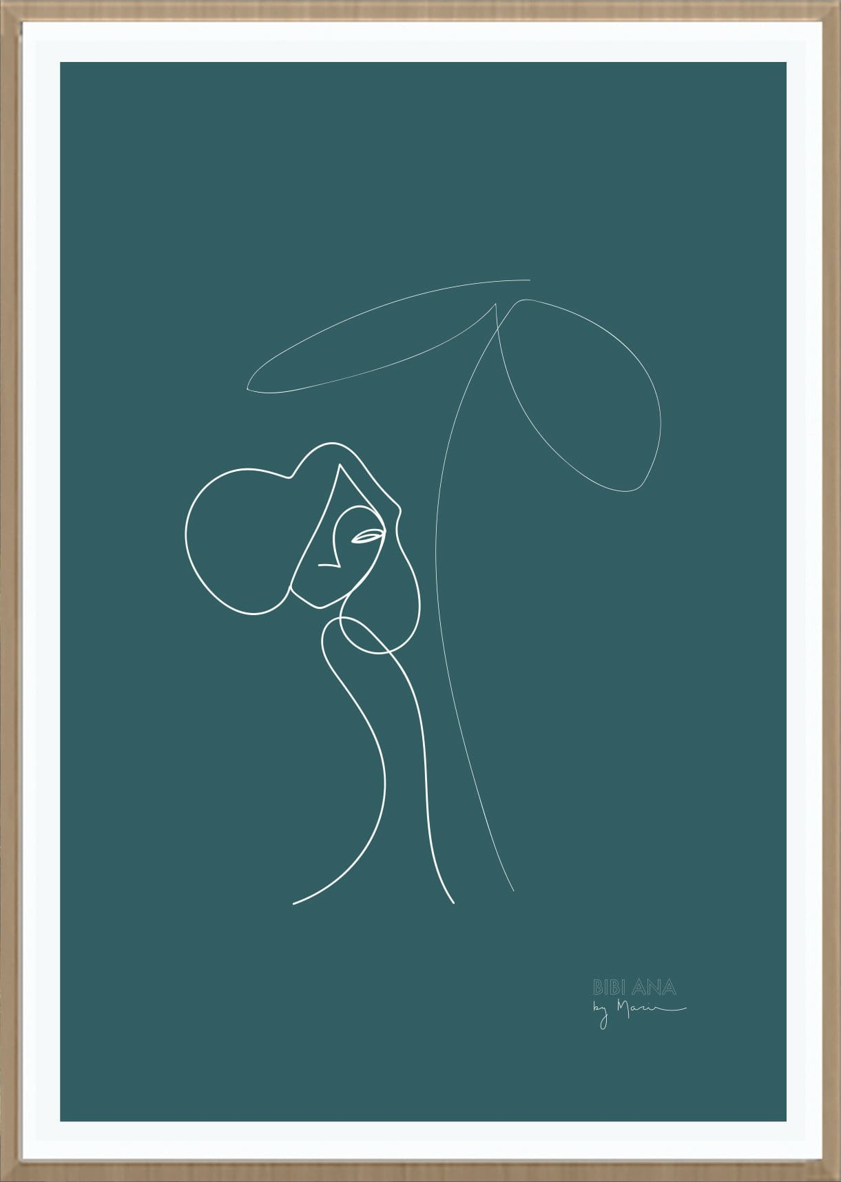 Lover - Limited Edition Print by Bibi Ana + Co | Shop Prints | Greenhouse Interiors