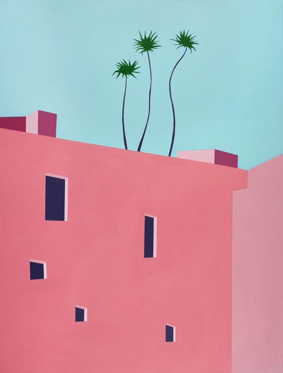 Marrakech - Limited Edition Print by Kate Jansen | Shop Prints | Greenhouse Interiors