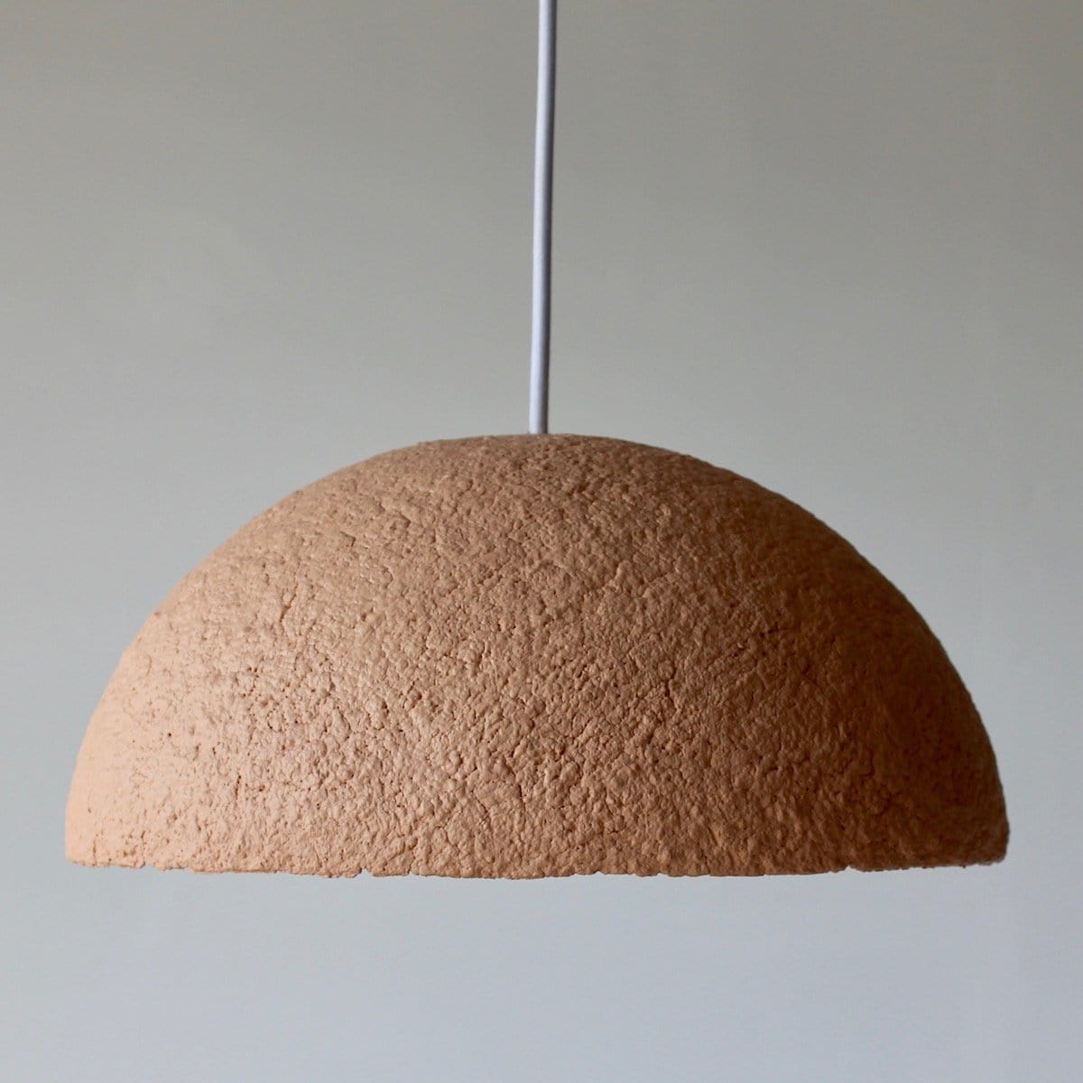 Lunula Pendant - Claypot by Ode to Elma | Shop Lighting | Greenhouse Interiors