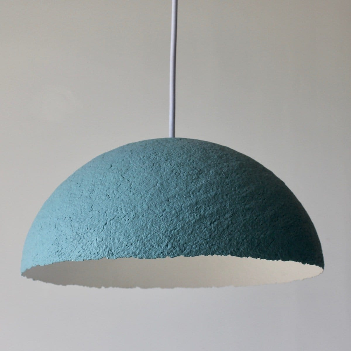 Lunula Pendant - Lagoon by Ode to Elma | Shop Lighting | Greenhouse Interiors